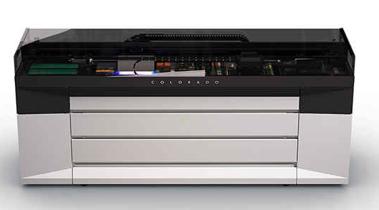 Canon launches Océ Colorado 1640 with New UVgel Technology