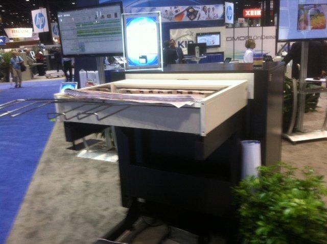 KIP C7800 High Production Color Print System