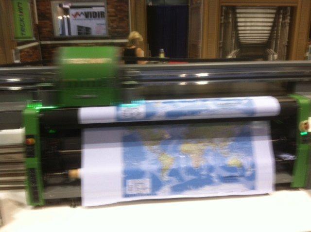 Teckwin Flatbed Inkjet Printer