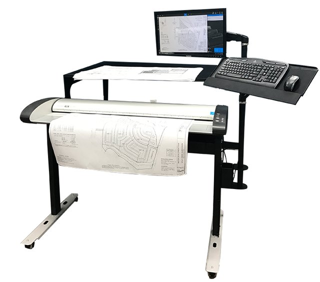 National AZON Zero Turn Scanning Productivity Center
