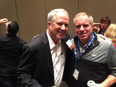 convention Steve Andrikut and John Lipari.JPG