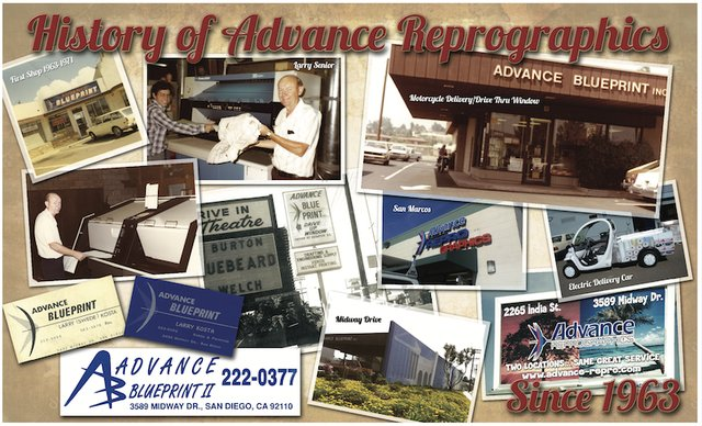 History of Advance Reprographics
