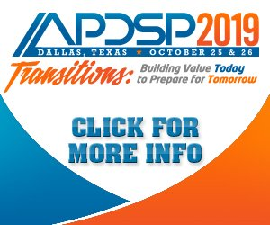 APDSP 2019 Convention Ad