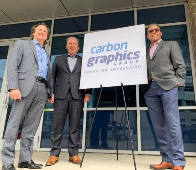 Carbon Graphics Group New Logo