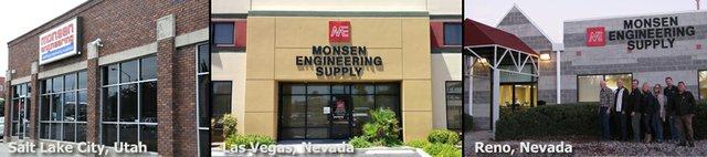 Monsen Engineering Locations