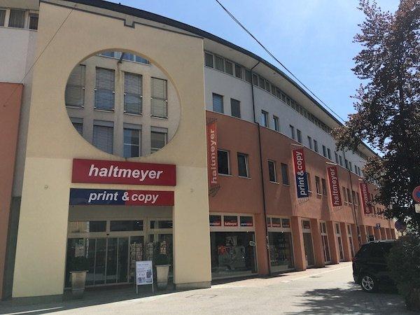 Haltmeyer location in St. Polten