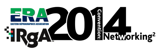 ERA/IRgA Joint 2014 Convention logo