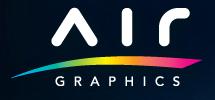AIR Graphics logo