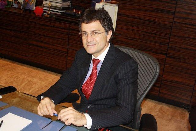 ABC Imaging President Medi Falsafi